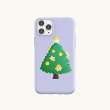 Christmas Tree Graphic iPhone Case
