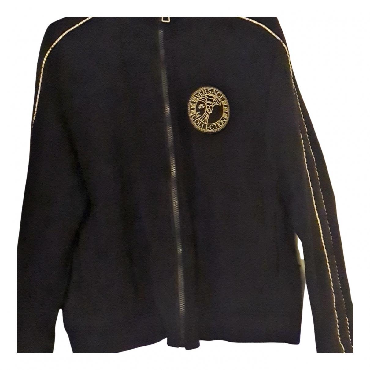 Versace - Pulls.Gilets.Sweats   pour homme - noir