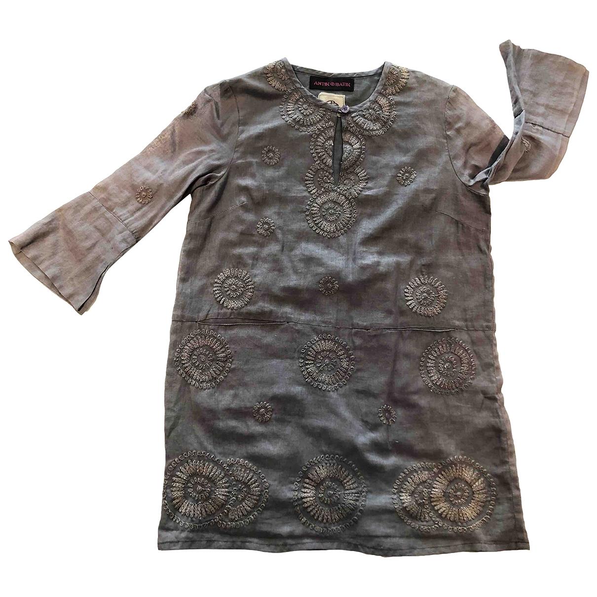 Maxi vestido Antik Batik