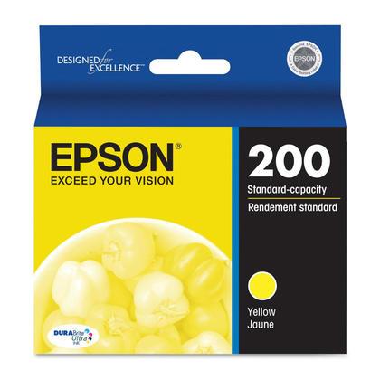 Epson 200 T200420 Original Yellow Ink Cartridge