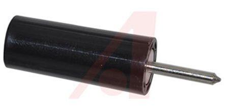 Abbatron Straight Coaxial Connector, Plug, Solder Termination (10)