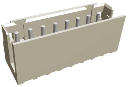 TE Connectivity , AMP CT, 8 Way, 1 Row, Straight PCB Header (10)