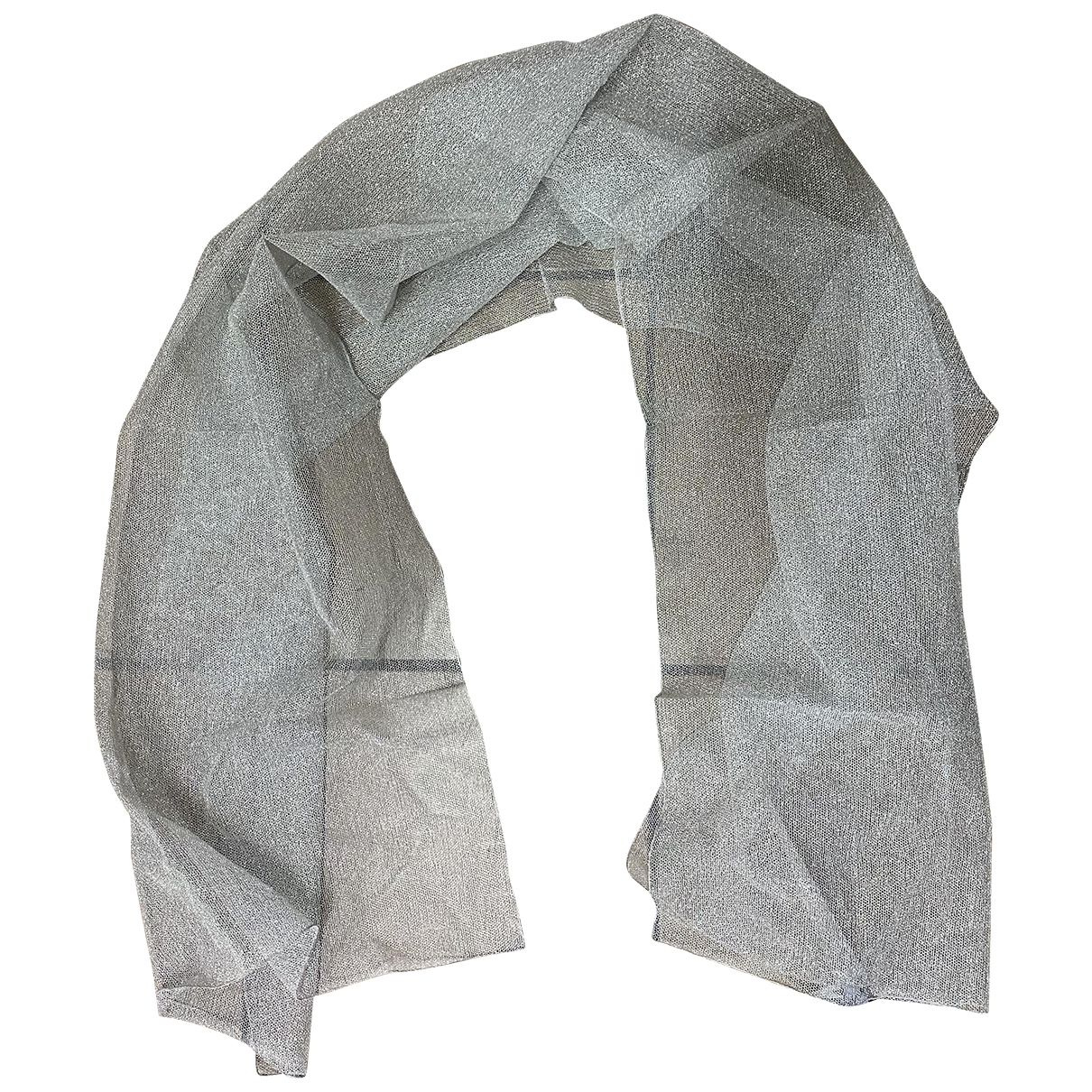 Dolce & Gabbana \N Schal in  Silber Polyester