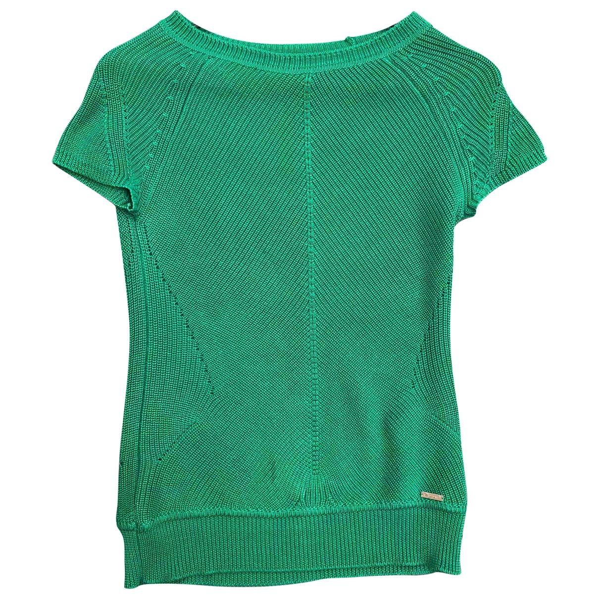 Dsquared2 \N Green Cotton Knitwear for Women L International