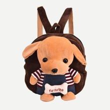 Kinder Hund Design Rucksack