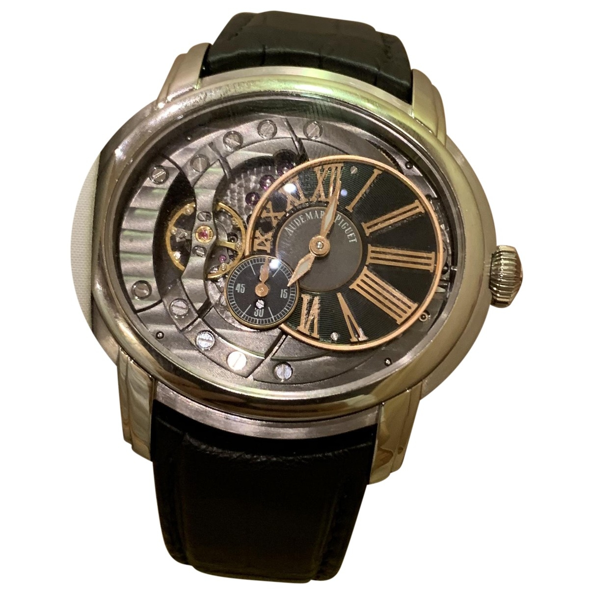 Audemars Piguet Millenary Steel watch for Men \N