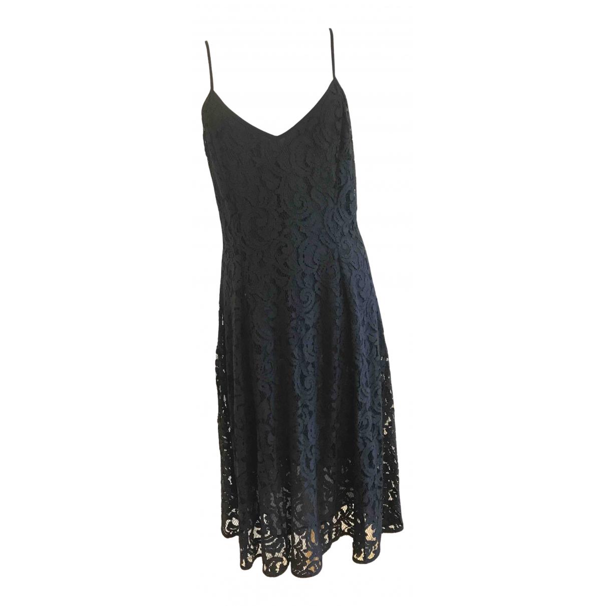 Michael Kors - Robe   pour femme en dentelle - noir