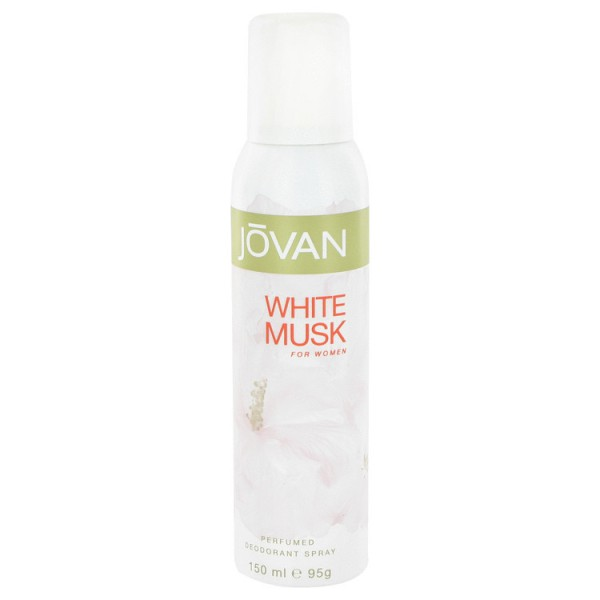 Jovan - Jovan White Musk : Deodorant Spray 5 Oz / 150 ml