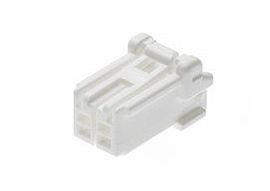 Molex , CP-3.3 Male Connector Housing, 3.3mm Pitch, 4 Way, 1 Row (200)