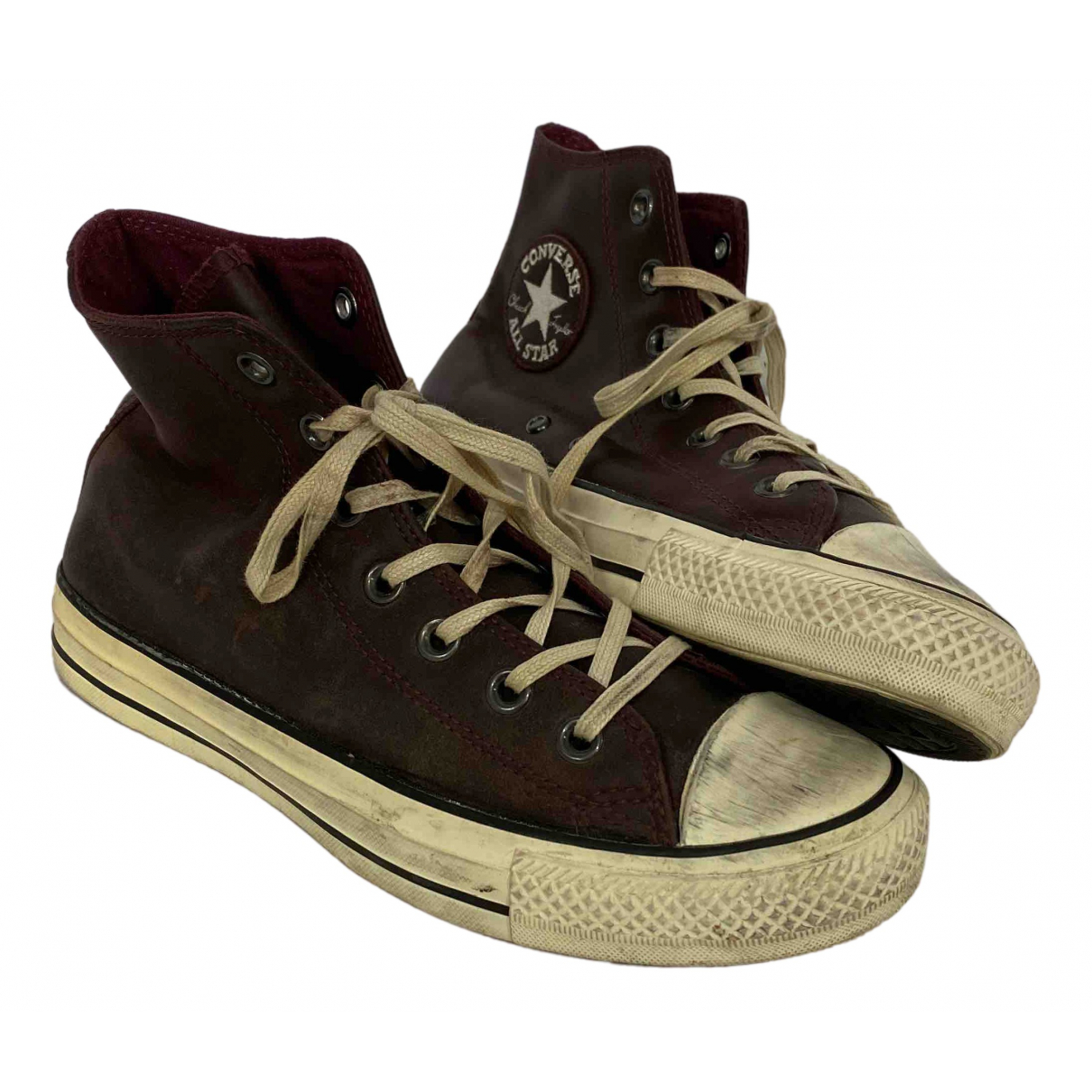 Converse \N Leather Trainers for Women 39 EU