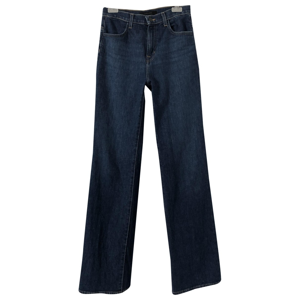 J Brand \N Blue Cotton - elasthane Jeans for Women 25 US