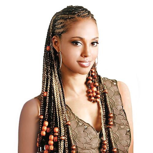 100% Kanekalon Jumbo Braiding Hair - 120