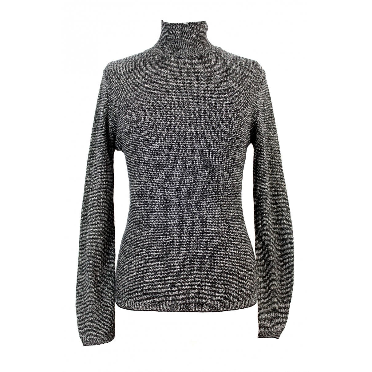 Genny \N Black Cashmere Knitwear for Women 42 IT