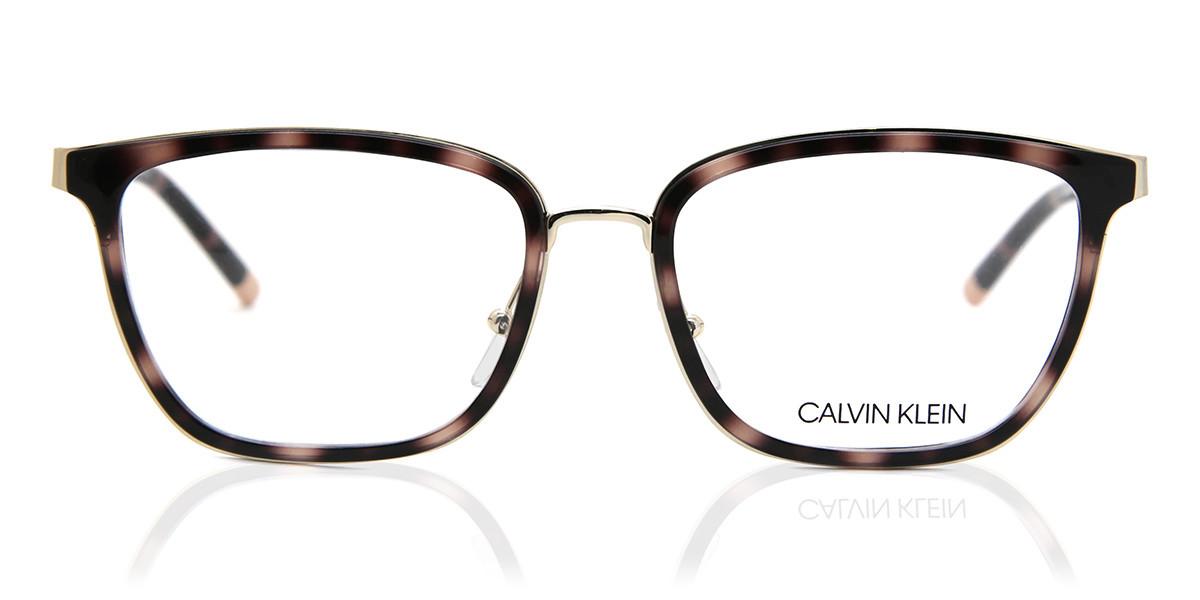 CK 5453 669 Mens Glasses Tortoise Size 54 - Free Lenses - HSA/FSA Insurance - Blue Light Block Available