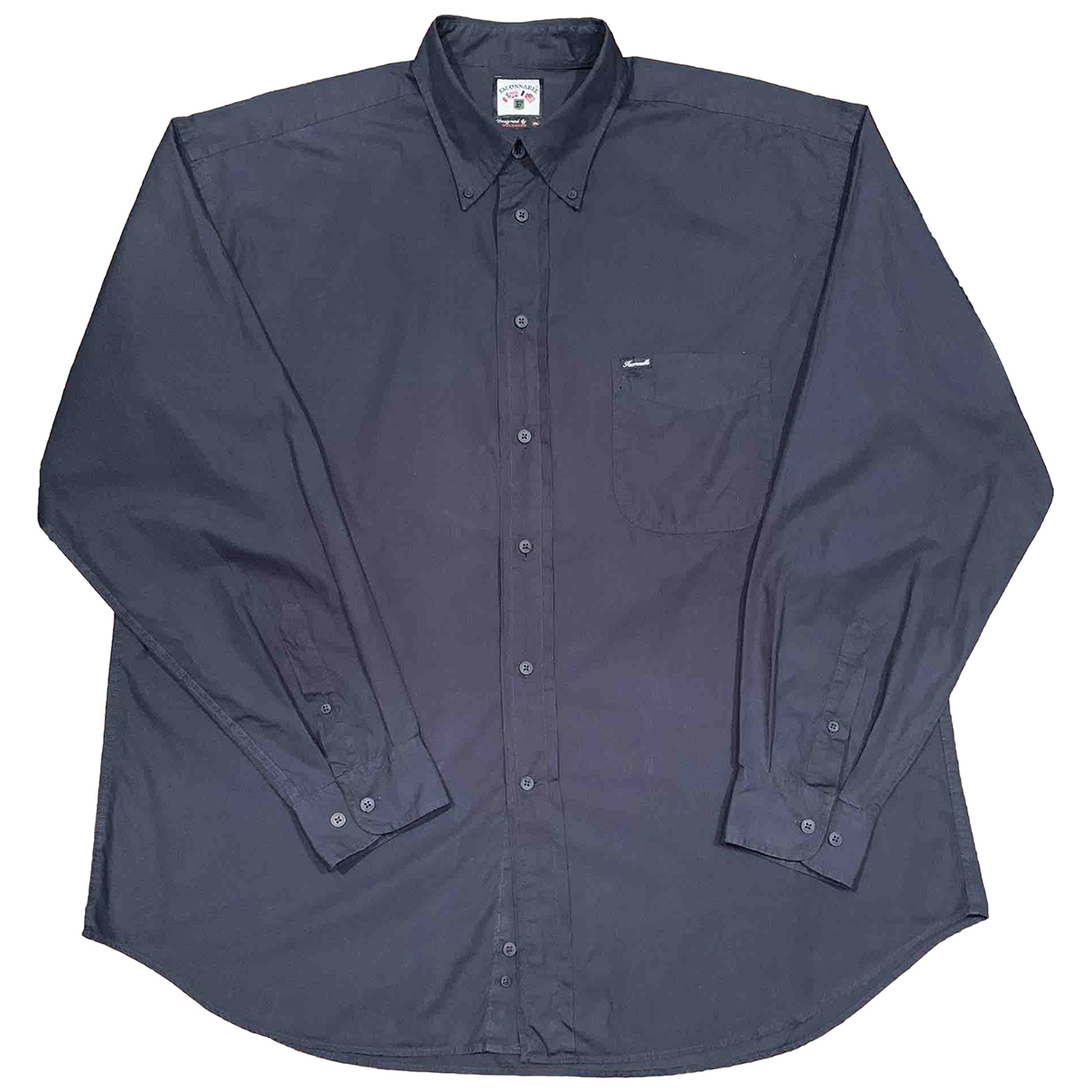 Faconnable \N Hemden in  Blau Baumwolle