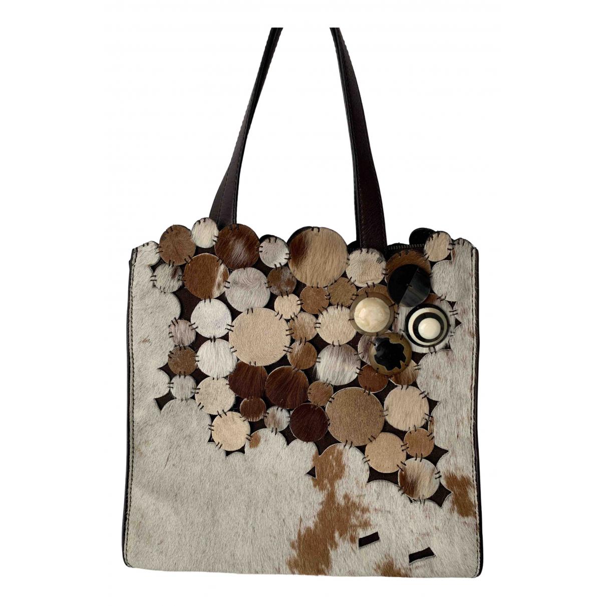 Maliparmi \N Handtasche in Leder