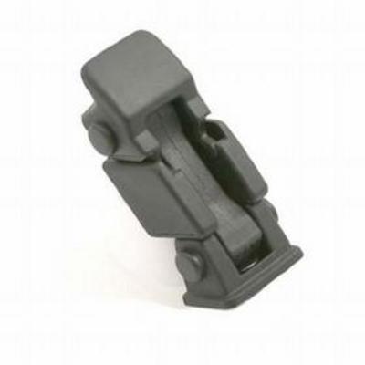 Crown Automotive Hood Latch Assembly (Black) - 55176636K
