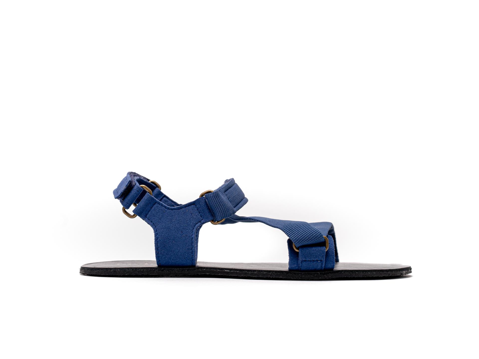 Barefoot Sandalen Be Lenka Flexi - Blue 43