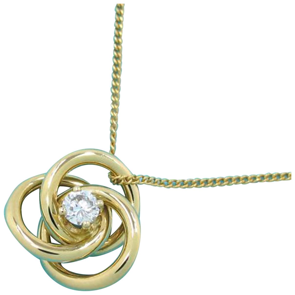 Tiffany & Co \N Kette in Gelbgold