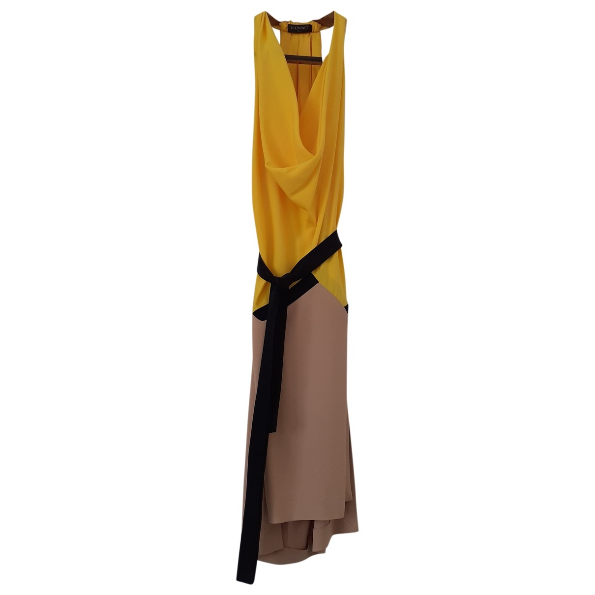 Vionnet \N Multicolour Silk dress for Women 42 IT