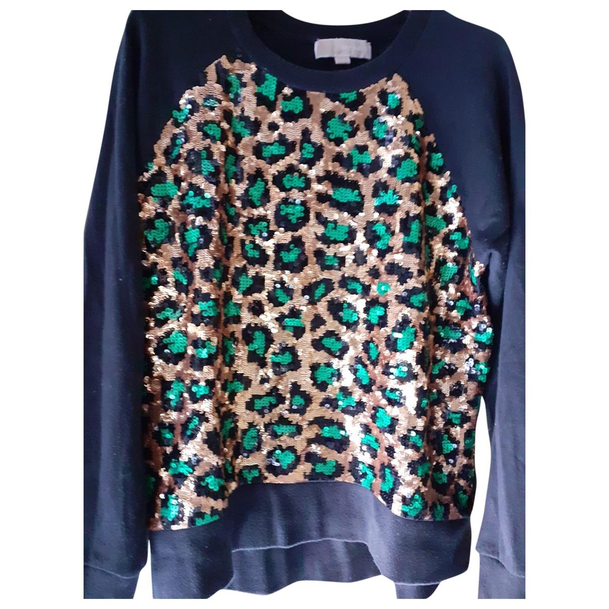 Michael Kors \N Black Cotton Knitwear for Women 46 FR