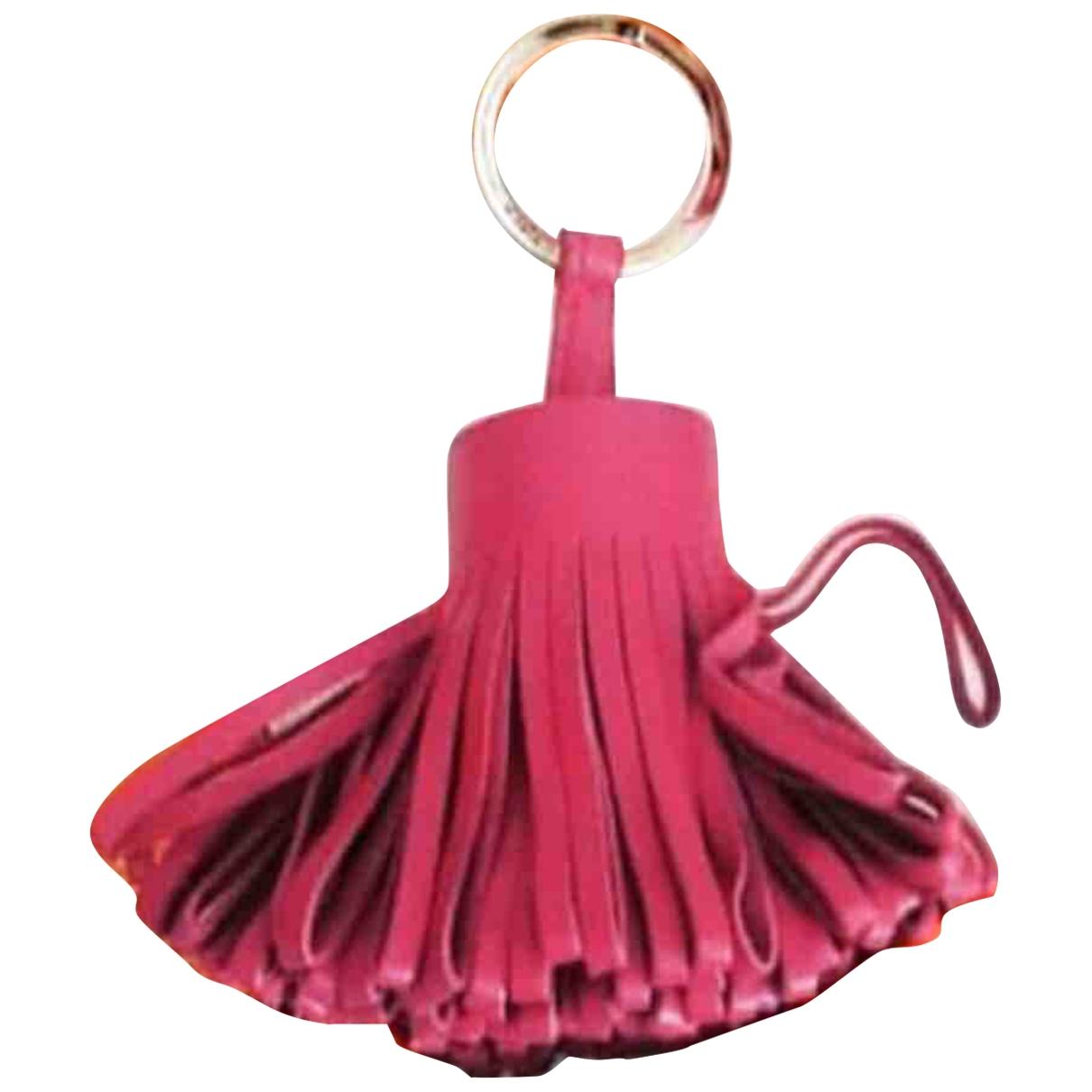 Hermes - Bijoux de sac   pour femme en cuir - rose