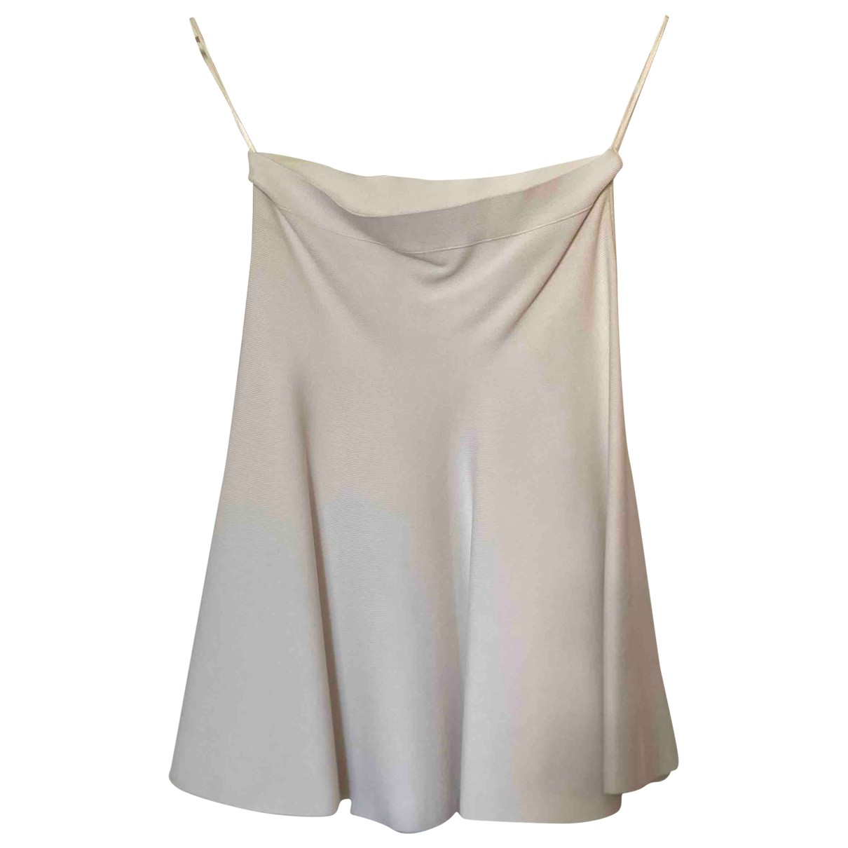 Bcbg Max Azria - Jupe   pour femme - blanc