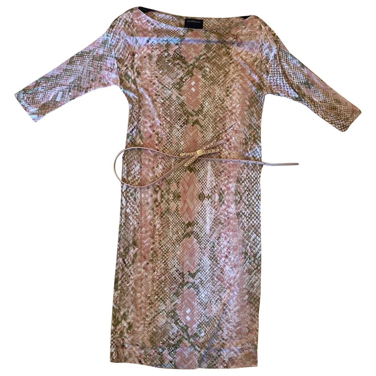 Class Cavalli - Robe   pour femme - rose