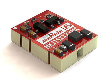 Murata Power Solutions NXJ1 1W Isolated DC-DC Converter Surface Mount, Voltage in 4.5 → 5.5 V dc, Voltage out 5V