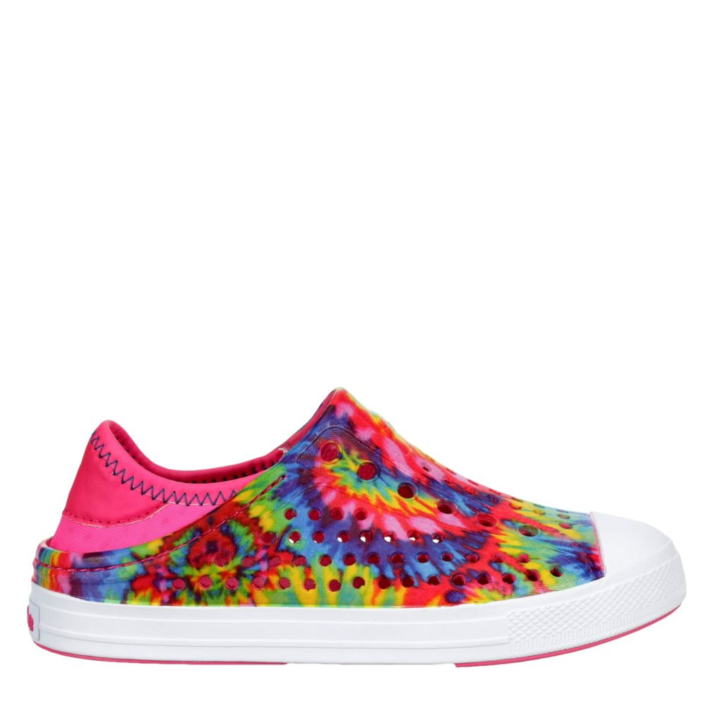 Skechers Kids Girls Cali Gear Guzman Steps - Color Hype 308004L Shoes Sneakers