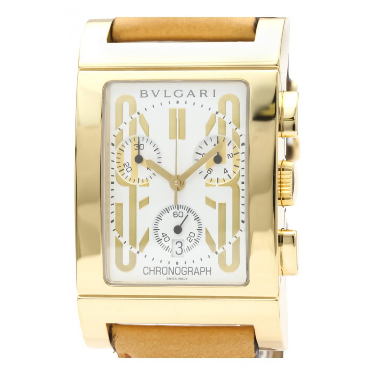 Relojes de Oro amarillo Bvlgari
