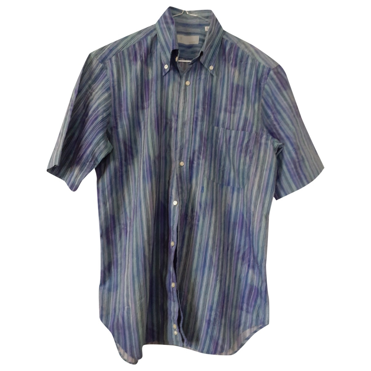 M Missoni - Chemises   pour homme en coton - multicolore
