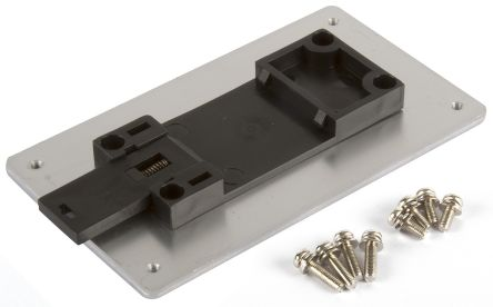 XP Power DIN Rail Clip for use with DTE40-60 DIN Rail