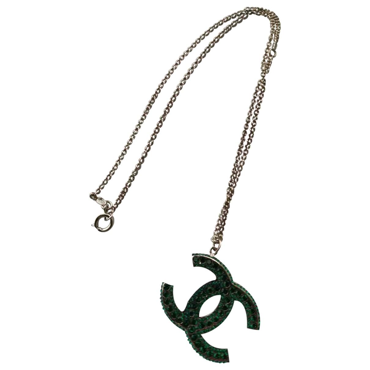 Collar CC de Bermellon Chanel
