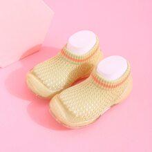 Baby Boy Breathable Sock Sneakers