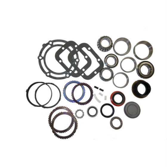 NV4500 Transmission Bearing/Seal Kit w/Synchro Ring 5-Speed Manual Trans External Slave Cylinder USA Standard Gear ZMBK308WS