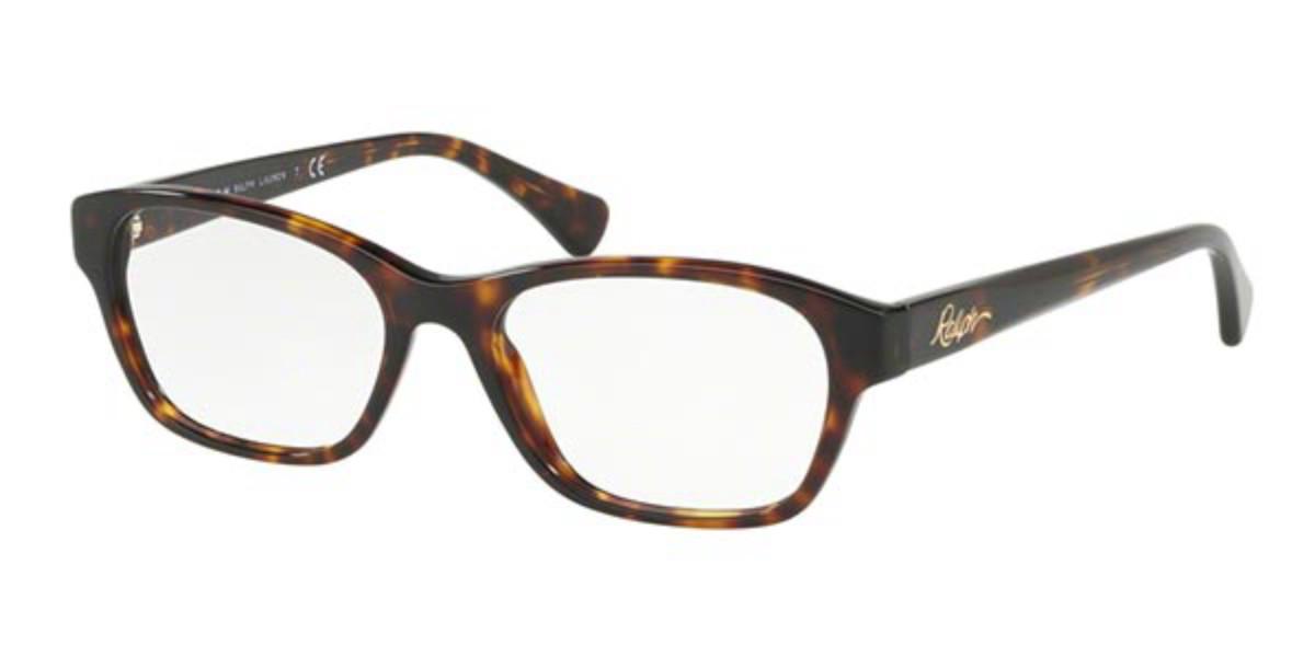 Ralph by Ralph Lauren RA7093 5003 Women's Glasses Tortoise Size 52 - Free Lenses - HSA/FSA Insurance - Blue Light Block Available