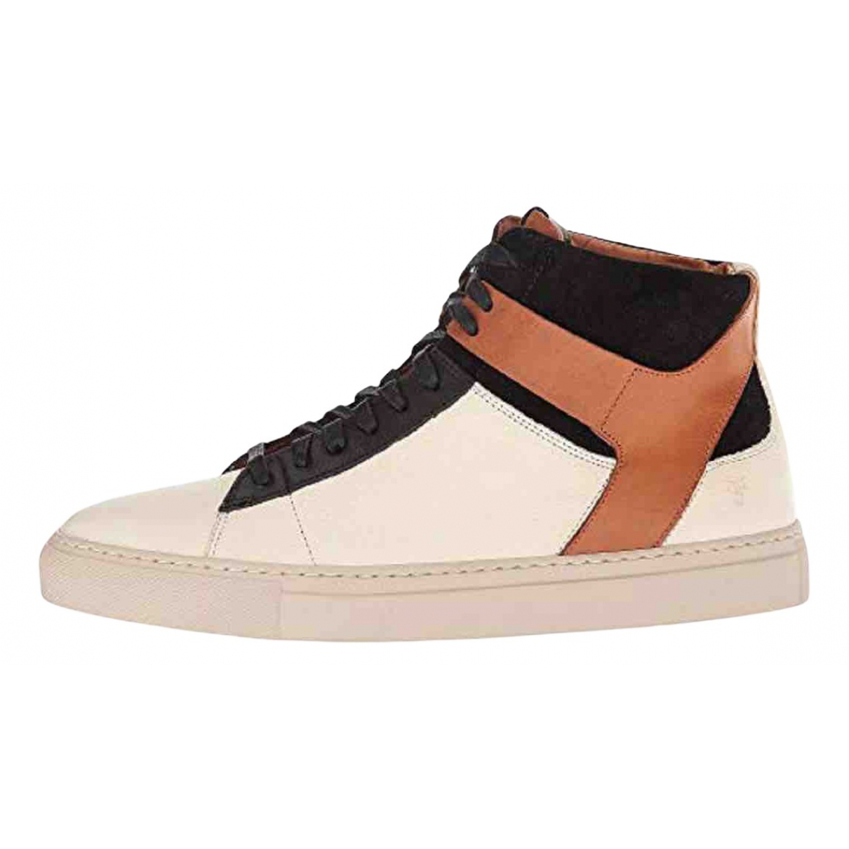 Frye N Multicolour Leather Trainers for Men 43.5 EU