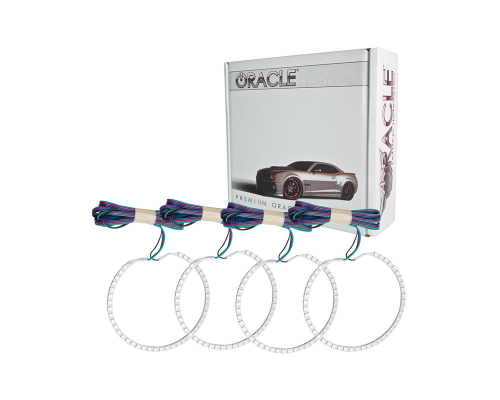 Oracle Lighting 7121-334 2009-2017 Ram 1500 TRX/SLT Quad SMD HL - Black