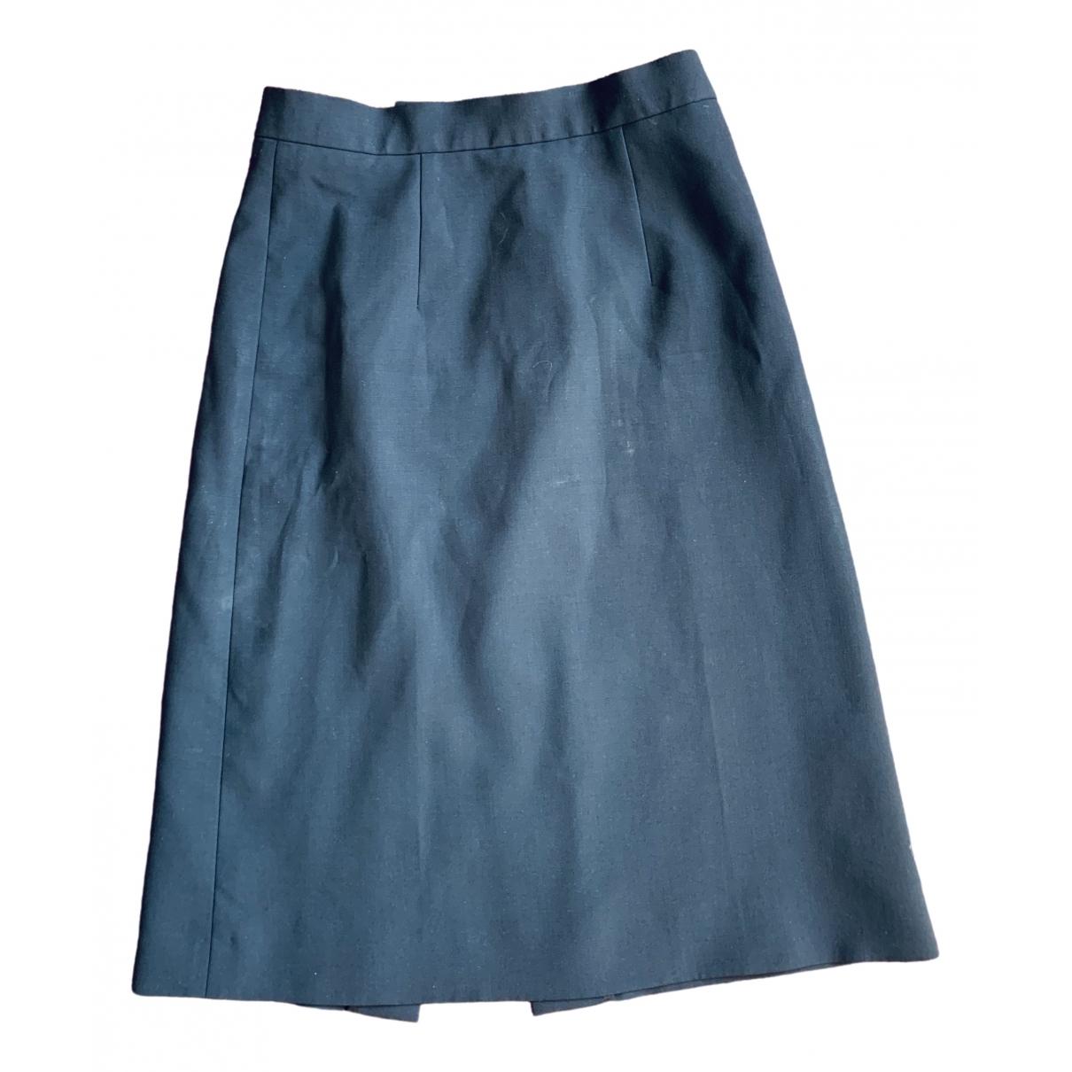 Falda midi de Lana Cos