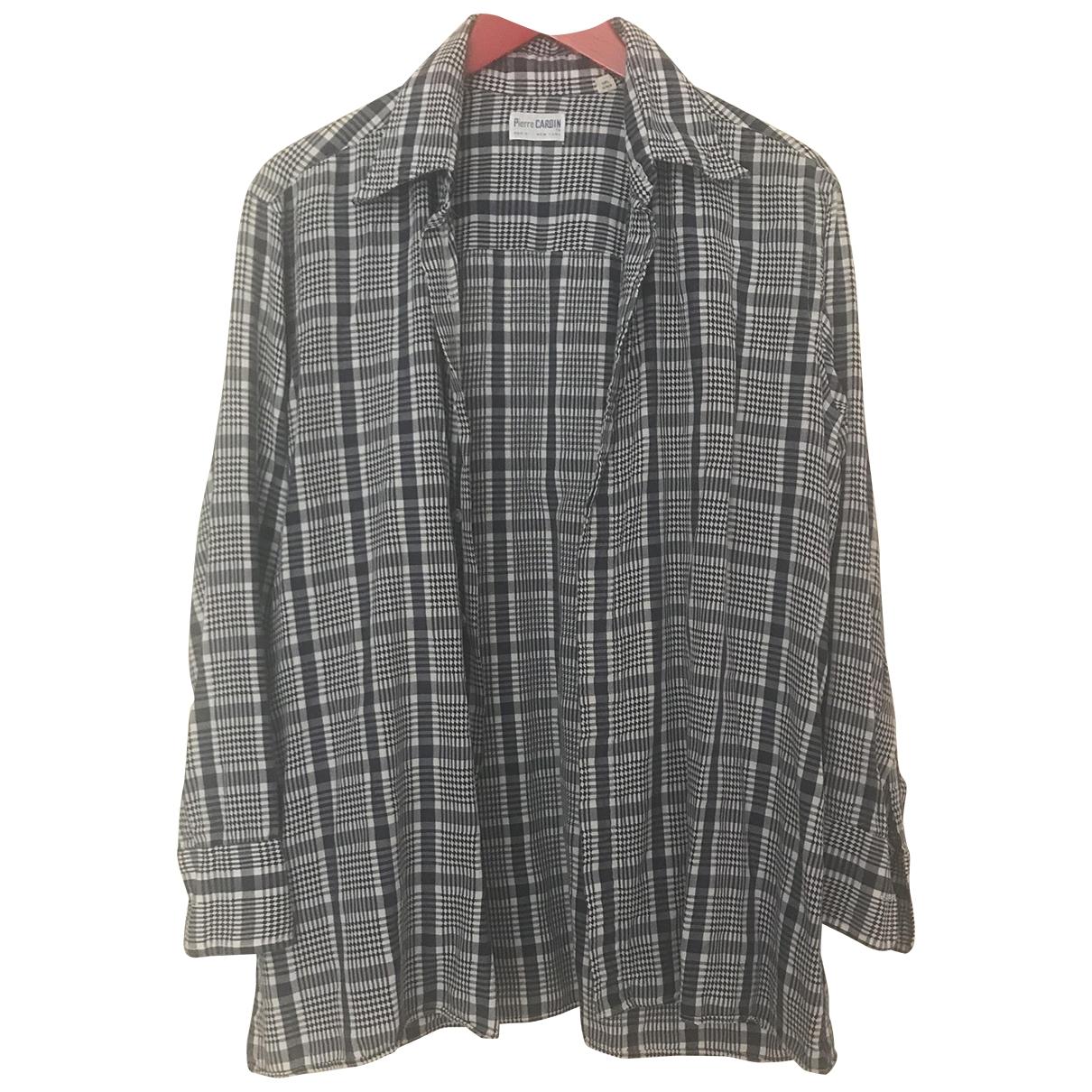 Pierre Cardin \N Hemden in  Weiss Baumwolle