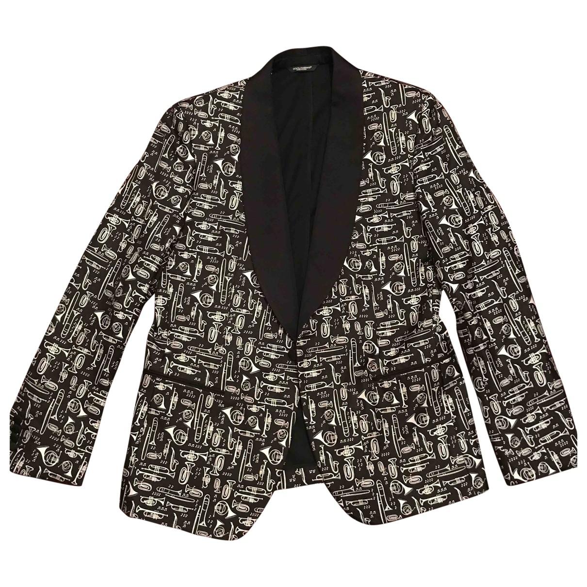 Chaqueta de Seda Dolce & Gabbana