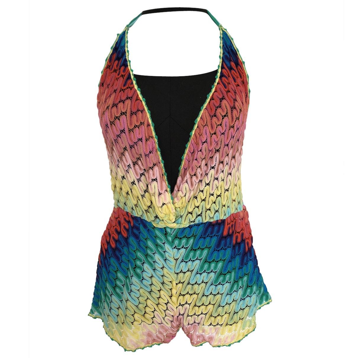 Missoni - Combinaison   pour femme - multicolore