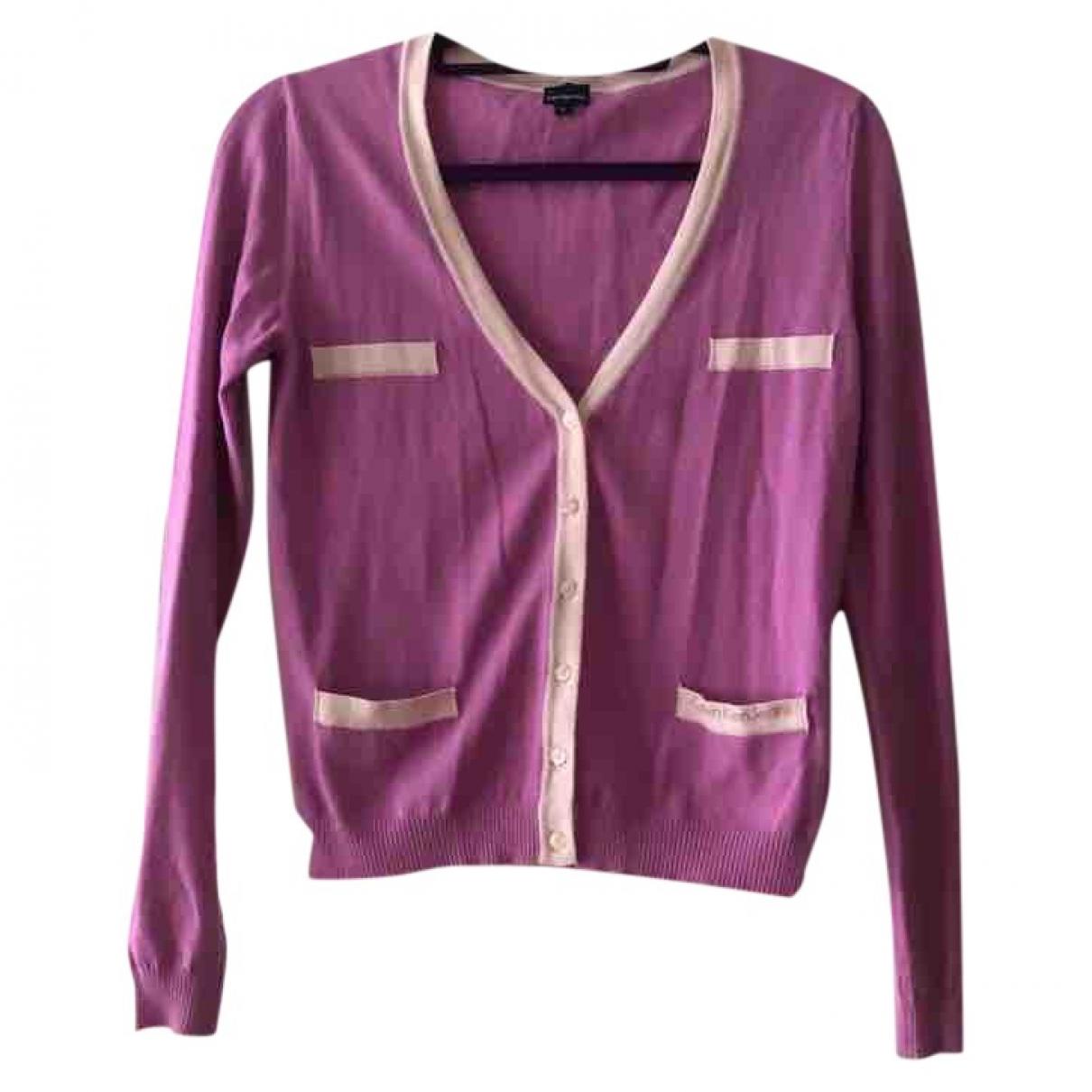 Calvin Klein - Pull   pour femme en coton - rose