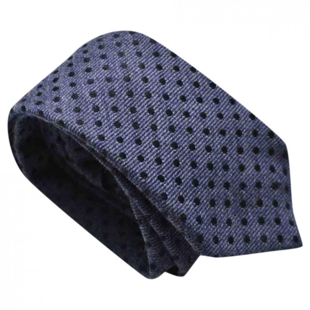 Corbata de Lana Boss