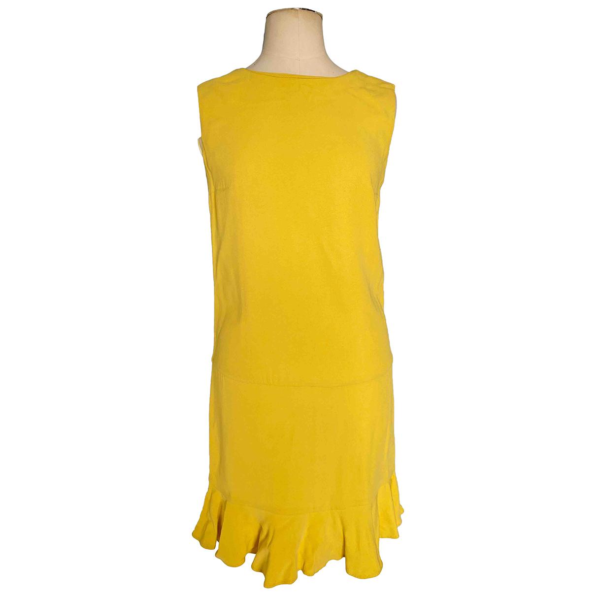 Ermanno Scervino - Robe   pour femme - jaune