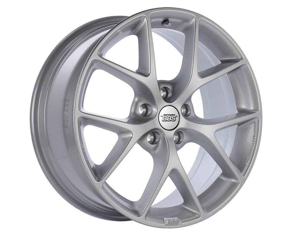 BBS SR Wheel 18x8 5x112 45mm Sport Silver SR016SK