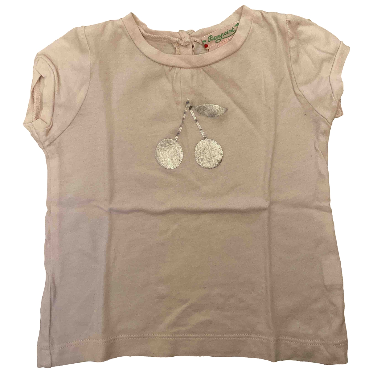 Bonpoint \N Pink Cotton  top for Kids 6 months - up to 67cm FR