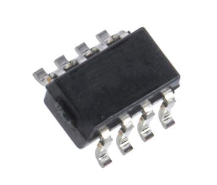 Maxim Integrated MAX5400EKA+T, Digital Potentiometer 50kΩ 256-Position Linear 8 Pin, SOT-23 (2500)