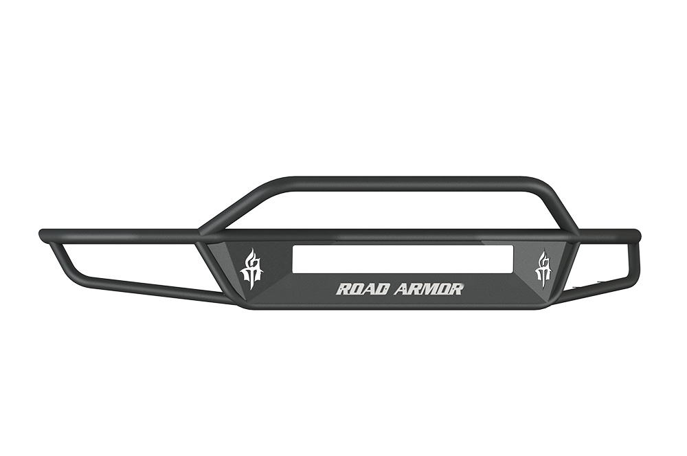 FORD Front Non-Winch Bumper F-150 RAPTOR 10-14 BLACK Road Armor 614S4B-NW Sahara Series